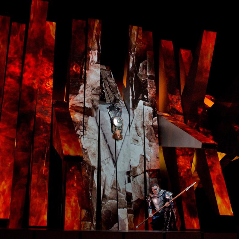 Metropolitan Opera's Grammy-winning Ring cycle recording