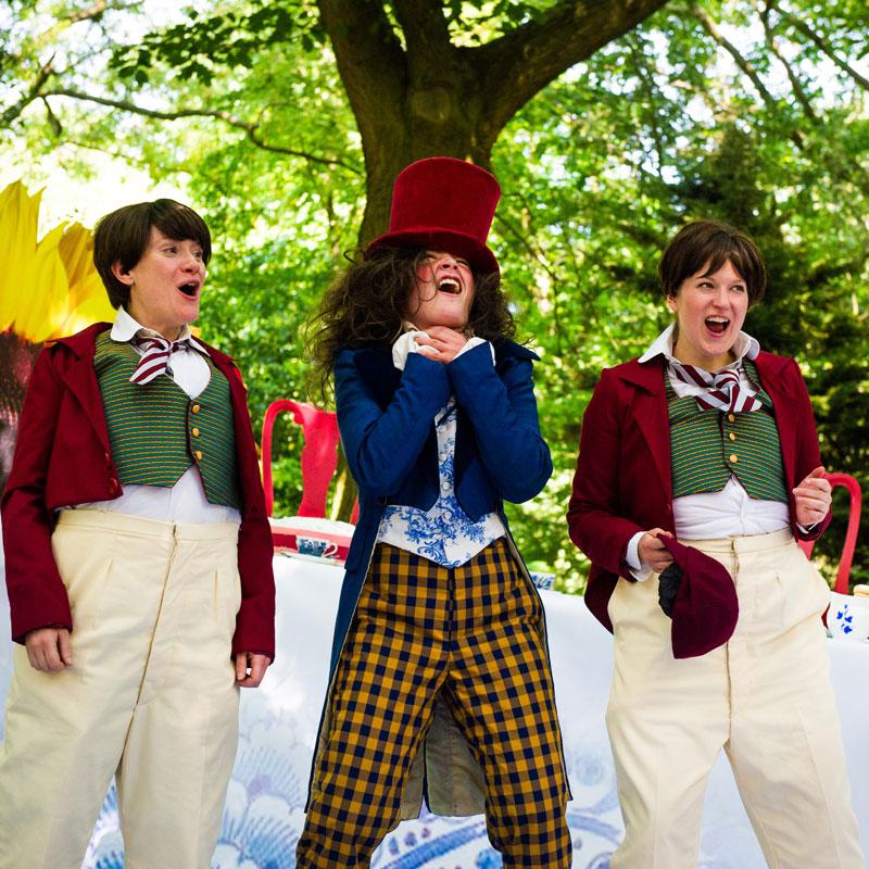 Alice Perrin On Twitter Last Day On Set: Alice's Adventures In Wonderland Returns