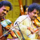 India's most celebrated violin duo The Mysore Brothers perform in the UK for the