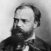 Antonín Dvořák (photo Tully Potter)