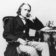Franz Liszt (photo Tully Potter)
