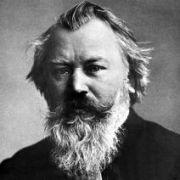 Joahnnes Brahms (photo Tully Potter)