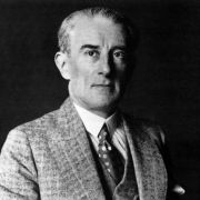 Maurice Ravel (photo Tully Potter)
