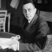 Sergey Rachmaninov (photo: Tully Potter)