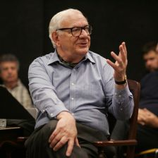 Dominick Argento has endowed a professorship to Rochester's Eastman School of Mu