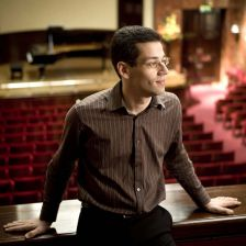 Jonathan Biss: pianist...and eBook author (photo: Benjamin Ealovega)