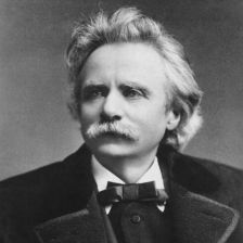 Edvard Grieg (Tully Potter collection)