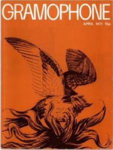 Gramophone (April 1971)