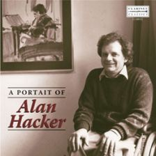Alan Hacker's art celebrated on a Clarinet Classics portrait