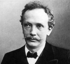Richard Strauss (photo Tully Potter)
