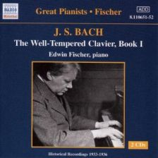 Bach's The Well-Tempered Clavier