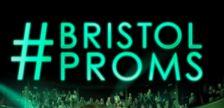 Bristol Proms hashtag