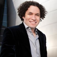 The 2011 Artist of the Year, Gustavo Dudamel (Photo: Richard Reinsdorf)