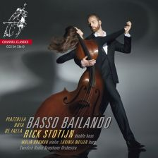 Basso Bailando: Double Bass Concertos