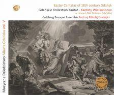 SARTON014-1. Easter Cantatas of 18th-century Gdansk