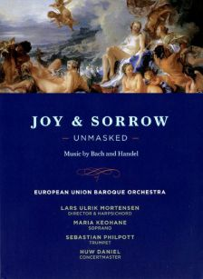 ERP6412. Joy & Sorrow Unmasked: Arias and Orchestral works by Bach and Handel