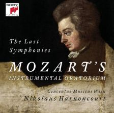 88843 02635-2. MOZART Symphonies Nos 39 - 41