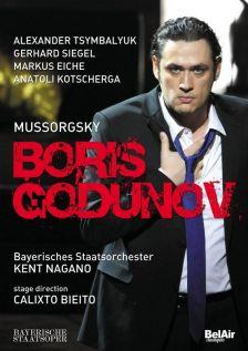 BAC102. MUSSORGSKY Boris Godunov
