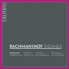 DCD34127. RACHMANINOV Songs