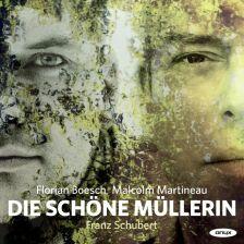 ONYX4112. SCHUBERT Die schöne Müllerin. Florian Boesch