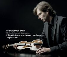 CC72625. JS BACH Orchestral Suites and Concertos