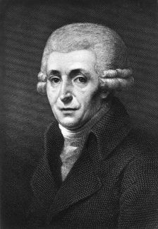 Haydn (picture from Tully Potter Collection)