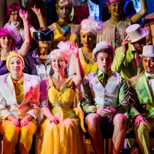 'A cappella Wedding' (photo Robert Workman)