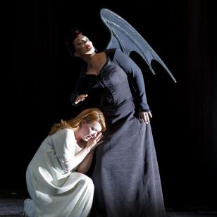 Die Frau ohne Schatten is a joint production for La Scala and Covent Garden (pho