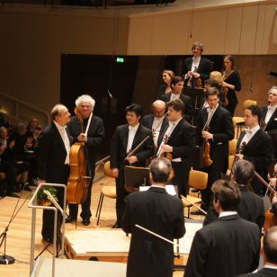 Lutosławski's Cello Concerto