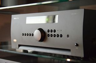 Arcam's FMJ A49 integrated amplifier