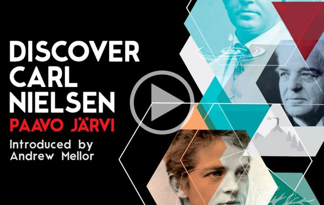 Video of the day: discover Carl Nielsen
