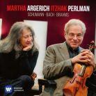 9029 59378-9. BACH Violin Sonata No 4 SCHUMANN 3 Fantasiestücke