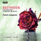 ODE1298-2D. BEETHOVEN Piano Sonatas Nos 7, 13, 109-111
