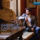 OC1850. BRAHMS Piano Sonata No 3