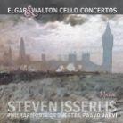 CDA68077. ELGAR; WALTON Cello Concertos
