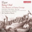 CHSA5149. ELGAR King Olaf. The Banner of St George