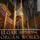 DCD34162. ELGAR Organ Sonata. Vesper Voluntaries.