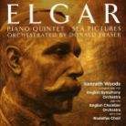 AV2362. ELGAR Piano Quintet. Sea Pictures