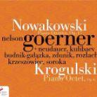 NIFCCD105. Goerner plays Nowakowski & Krogulski