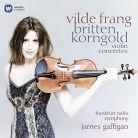 2564600921. KORNGOLD; BRITTEN Violin Concertos