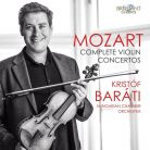 95 368. MOZART Complete Violin Concertos