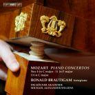 BIS2094. MOZART Piano Concertos Nos 1 - 4