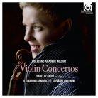 HMC90 2230/31. MOZART Complete Violin Concertos