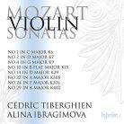 CDA68092. MOZART Violin Sonatas