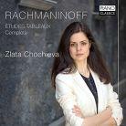 PCL0095. RACHMANINOV Études-Tableaux (Complete)