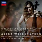 483 0835. SHOSTAKOVICH Cello Concertos Nos 1 & 2