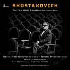 FHR37. SHOSTAKOVICH The Two Violin Sonatas and Rare Chamber Works
