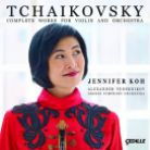 CDR90000 166. TCHAIKOVSKY Complete Works for Violin and Orchestra