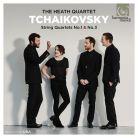 HMU90 7665. TCHAIKOVSKY String Quartets Nos 1 & 3