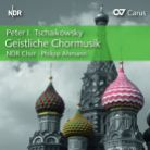 CARUS83 338. TCHAIKOVSKY Sacred Choral Music